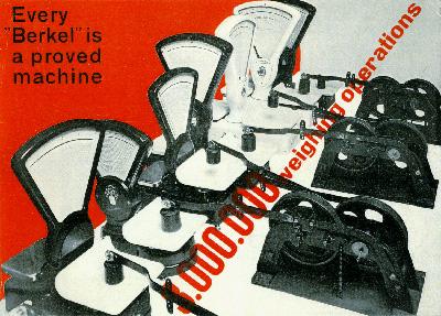 Anunci per a la marca Berkel (dècada de 1920) de Paul Schuitema en què podem observar com se segueix l'estil marcat pels constructivistes. Nota legal: aquesta imatge es reprodueix acollint-se al dret de citació o ressenya (art. 32 LPI) i està exclosa de la llicència per defecte d'aquests materials.