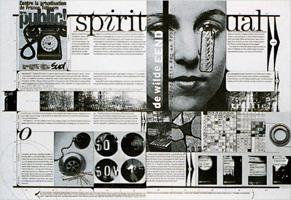 Composicions tipogràfiques de la revista U&Lc en què Herb Lubalin podia experimentar amb la creació tipogràfica amb total llibertat.Nota legal: aquestes imatges es reprodueixen acollint-se al dret de citació o ressenya (art. 32 LPI) i està exclosa de la llicència per defecte d'aquests materials.
