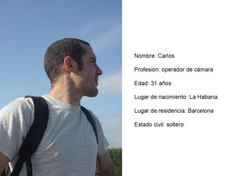 Figura 14. Ejemplo de fotografía de una persona con información personal ligada